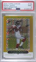 Roddy White [PSA 9 MINT] #/399
