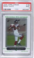 Roddy White [PSA 9]