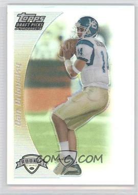 2005 Topps Draft Pick & Prospects - [Base] - Gold Refractor #118 - Dan Orlovsky /199