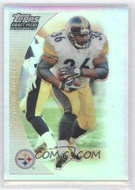 2005 Topps Draft Pick & Prospects - [Base] - Gold Refractor #34 - Jerome Bettis /199