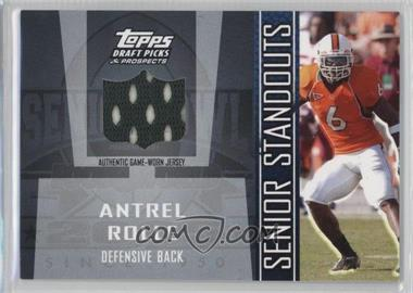 2005 Topps Draft Pick & Prospects - Senior Standouts Relics #SS-AR - Antrel Rolle