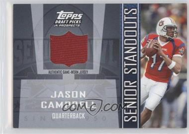2005 Topps Draft Pick & Prospects - Senior Standouts Relics #SS-JC - Jason Campbell