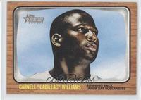Cadillac Williams (Portrait)