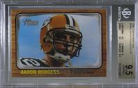 Aaron Rodgers [BGS 9.5 GEM MINT]