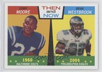 Brian Westbrook, Lenny Moore