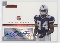 Marion Barber III #/1,500