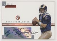 Ryan Fitzpatrick [Noted] #/1,500