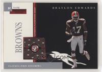 Braylon Edwards #/75