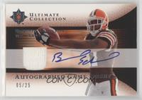 Braylon Edwards #/25