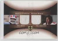 Roscoe Parrish, Roddy White /15