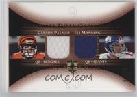 Eli Manning, Carson Palmer /50