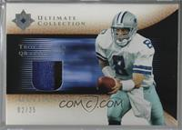 Troy Aikman [Noted] #/35