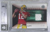 Aaron Rodgers [BGS 9 MINT] #/99