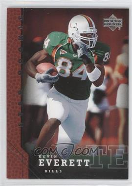 2005 Upper Deck - [Base] #238 - Kevin Everett