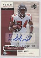 Roddy White [EX to NM] #/375