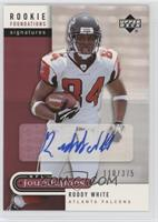 Roddy White #/375