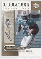 Ronnie Brown /20