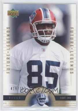 2005 Upper Deck NFL Legends - [Base] #143 - Kevin Everett /725