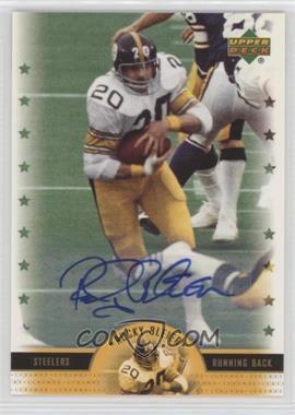 2005 Upper Deck NFL Legends - Legendary Signatures #LS-RB - Rocky Bleier
