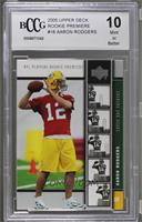 Aaron Rodgers [BCCG Mint]