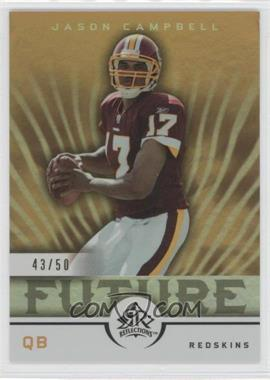 2005 Upper Deck Reflections - [Base] - Gold #279 - Jason Campbell /50