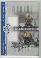 Terrence Murphy, Ahman Green /50