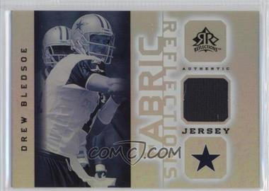 2005 Upper Deck Reflections - Fabric Reflections #FR-DB - Drew Bledsoe