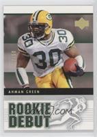 Ahman Green #/50