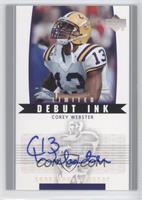 Corey Webster
