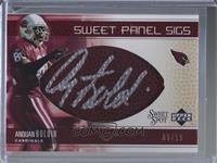 Anquan Boldin [Noted] #/15