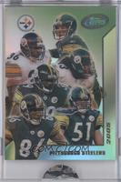 Pittsburgh Steelers Team [ENCASED]