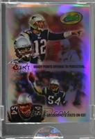 Tom Brady, Tedy Bruschi [Uncirculated]