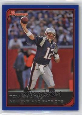 2006 Bowman - [Base] - Blue #11 - Tom Brady /500