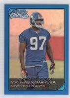 Mathias Kiwanuka #/150