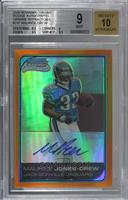 Maurice Jones-Drew /25 [BGS 9 MINT]