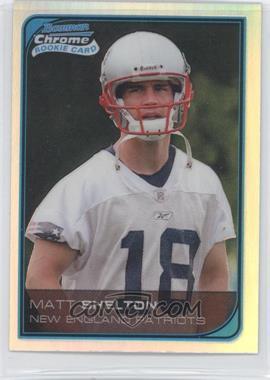2006 Bowman Chrome - [Base] - Refractor #92 - Matt Shelton