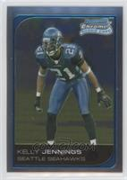 Kelly Jennings #/519