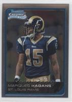 Marques Hagans #/519
