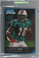Marcus Vick /519 [Uncirculated]