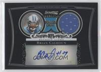 Brian Calhoun /25
