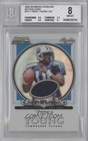 Vince Young [BGS8NM‑MT] #/199