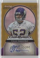 Chad Greenway #/900