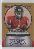 D.J. Shockley #/900
