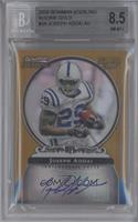 Joseph Addai /900 [BGS 8.5 NM‑MT+]