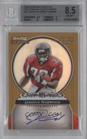Jerious Norwood [BGS8.5NM‑MT+] #/900