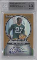 Will Blackmon /900 [BGS 8.5 NM‑MT+]