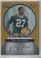 Will Blackmon #/900