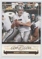 Kerry Collins #/25