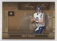 Drew Brees #/1,000