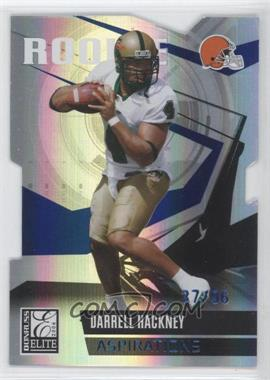 2006 Donruss Elite - [Base] - Aspirations Die-Cut #130 - Darrell Hackney /96